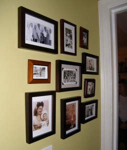 Wall Grouping