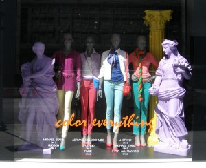 Bloomingdales Window