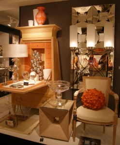 Robert Wilson Associates Showroom